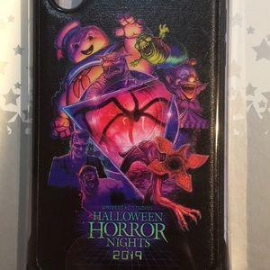 U Studios Accessories - Halloween Horror Nights iPhone Case 🧛🏻♂️